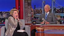David Letterman - Joan Rivers on Her New Book