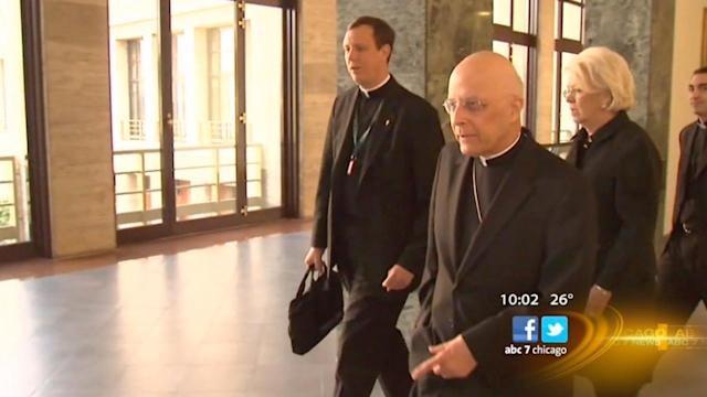 Francis Cardinal George prepares for conclave talks