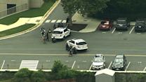 Walter Reed Medical Center on Lockdown