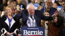 Bernie Sanders unloads on Joe Biden as Super Tuesday makes it a two-man race