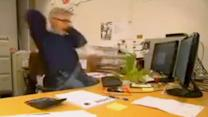 Norwegian Man Falls Prey to Coworkers' Pranks