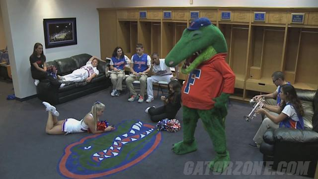 HARLEM SHAKE : Florida Gators (Basket NCAA)