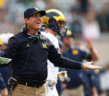 Michigan coach Jim Harbaugh goes nuts in new Planters commercial (Video)