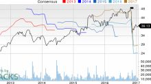 Why Is ConAgra Foods (CAG) Down 1.5% Since the Last Earnings Report?