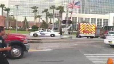 Raw Video: Shooting At Florida Hospital