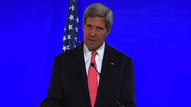 Kerry warns against