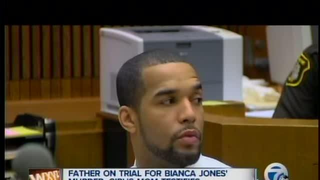 Father on trial for Bianca Jones' murder