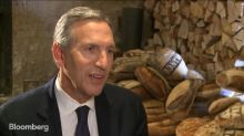 Starbucks CEO Howard Schultz on First Roastery in Italy
