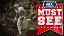 Florida State's Jalen Ramsey Scoops and Scores Against Wake Forest | ACC Must See Moment