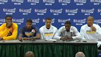 Press Pass: Pacers Starters