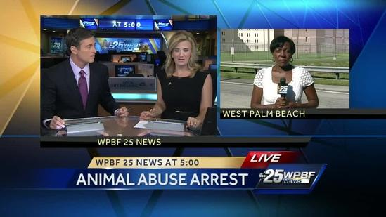 Loxahatchee man arrested on animal cruelty charges