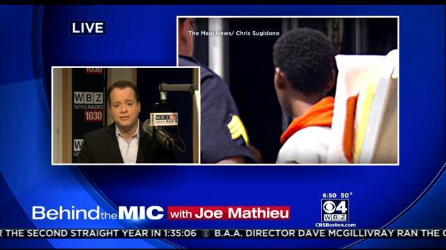 Behind The Mic With Joe Mathieu: Another Reason To Question Airport Security