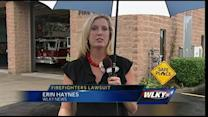 2 firefighters claim sexual harassment, hostile work environment