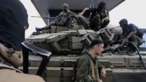 Russia quickly escalating tension with Ukraine