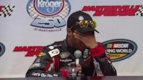 Press Pass: Wallace Jr Qualifies Second for Kroger 250