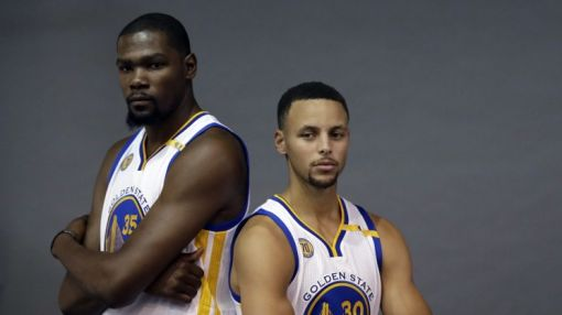 Warriors now focused on chasing rings, not records