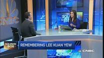 US-Asia relations: Role of Lee Kuan Yew