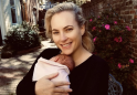 Meghan McCain shares first photo of daughter Liberty: 'Bliss'