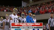 11/09/2013 UCLA vs Arizona Football Highlights
