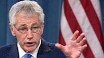Chuck Hagel forced out as defense secretary