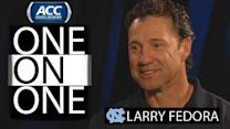 One-on-One: Larry Fedora, UNC Head Coach