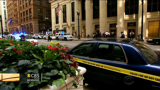 CEO targeted in Chicago shooting over employee's demotion