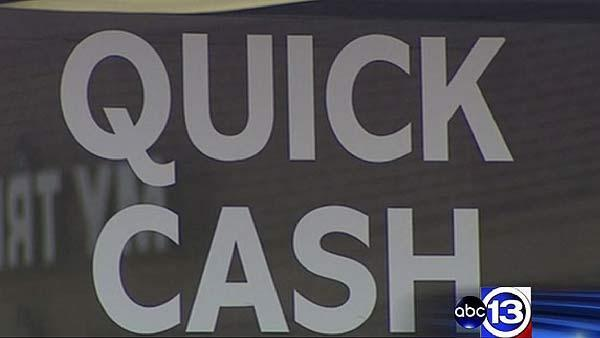 Putting the brakes on high interest rates on payday loans
