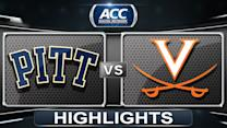 Pittsburgh vs Virginia | 2014 ACC Men's Basketball Tournament Highlight