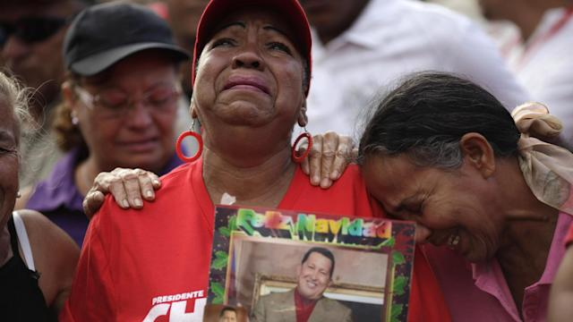 DEATH OF CHAVEZ NOT HAVING MUCH IMPACT ON OIL PRICES