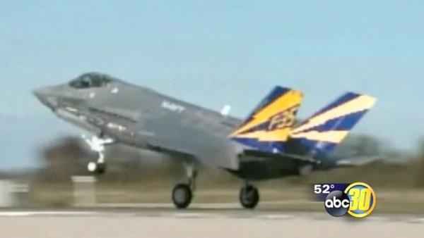 Next generation fighter jets coming to Lemoore NAS