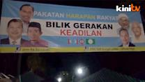 'Traffic jams' in Sg Limau on night of Pakatan ceramahs