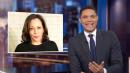 Trevor Noah Accuses Kamala Harris of 'Gaslighting' Voters With Biden Endorsement