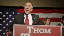 Tillis wins Republican Senate nomination