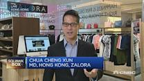 What's Zalora's '12.12' online fever about?