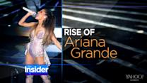 The Rise of Ariana Grande's Fame