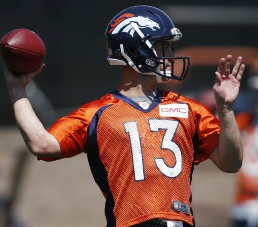 6 QB training camp battles: Broncos' derby looks most intriguing