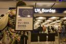 Londres empieza a registrar a inmigrantes europeos