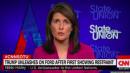 Nikki Haley Declines To Echo Trump's Skepticism About Kavanaugh Accuser