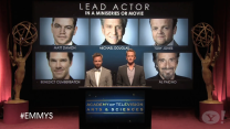 Lead Actor in a Miniseries or Movie: 2013 Emmy Nominations