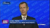 Merk: Invest 20% of your portfolio in this asset