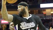 Cousins Records Triple-Double