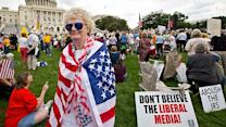Did IRS profiling scandal reenergize the Tea Party?