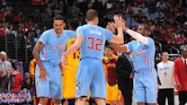 Griffin leads Clips past Cavs, 11th Straight Win