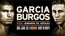 HBO Boxing Video News Update: Garcia vs. Burgos