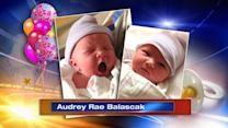 Action News welcomes new 12/12/12 baby to family