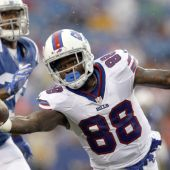 Buffalo Bills wide receiver Marquise Goodwin out with possible concussion