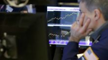 S&P, Dow weighed down by financial stocks; Nasdaq up