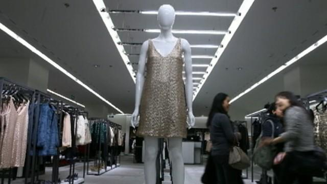 Are Americans Too Big for Zara Clothes?