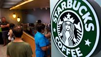 Dumb Starbucks in L.A. parodies real coffee shop