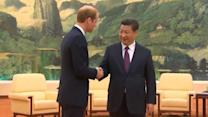 Prince William's trip to China is first royal visit in decades
